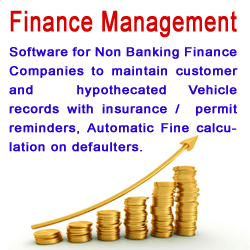 Software for Finance Management