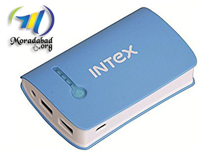 Intex IT-PB11 10000 mAh Portable Charger 10000 mAh
