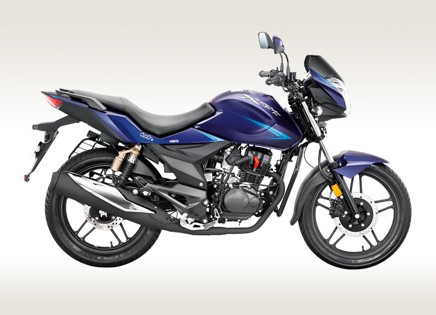 Hero Xtreme Rear Disc Self